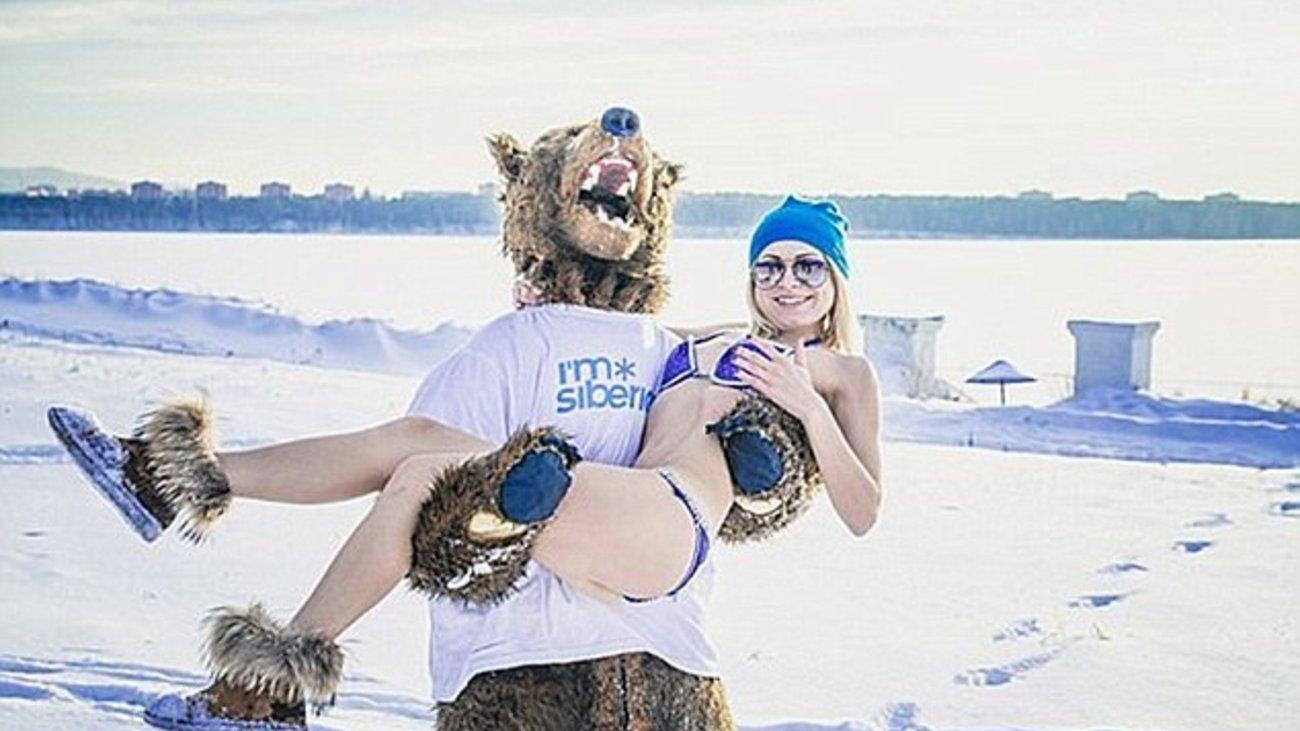 2d51b5401a0 Καυτά κορίτσια με μπικίνι φέρνουν τουρισμό στη Σιβηρία! |thetoc.gr