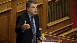 Οργισμένη ομιλία Αηδόνη στη Βουλή για Βουδούρη και Παραστατίδη