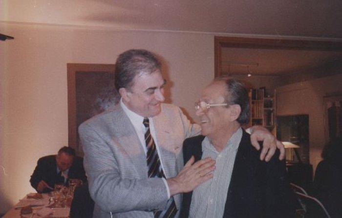 Σεραφείμ Φυντανίδης: ΄Ενας άνθρωπος που… «μύριζε χαρτί» - εικόνα 3