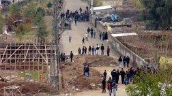 Τρεις νεκροί σε συγκρούσεις στα σύνορα Τουρκίας – Συρίας