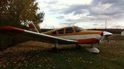 Eπτάχρονη επέζησε της συντριβής αεροσκάφους