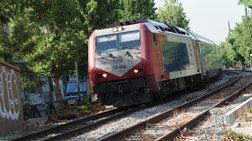 Θεσσαλονίκη: Εμπορική αμαξοστοιχία παρέσυρε και σκότωσε άνδρα
