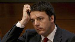 Ο Ρέντσι «παίρνει πίσω» φορολογική μεταρρύθμιση λόγω Μπερλουσκόνι