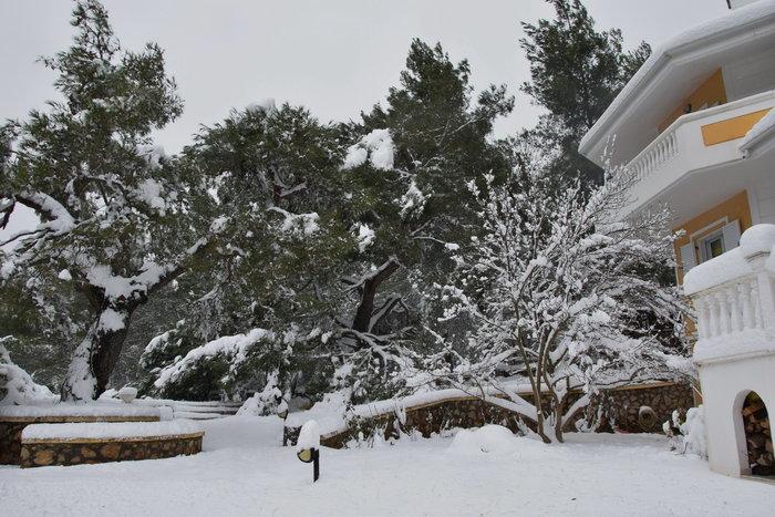 Νευροκόπι η Αθήνα: Στους -7 το θερμόμετρο