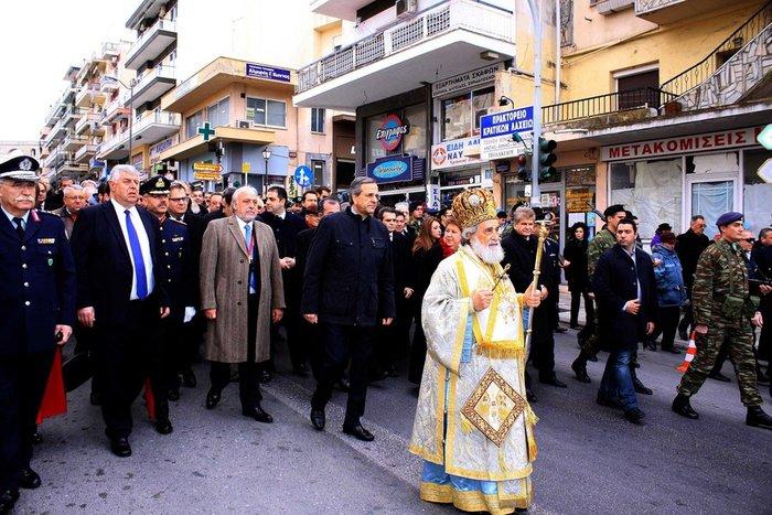 Αντώνης Σαμαράς: «Να μην ξανακυλήσει η χώρα μας» - εικόνα 3
