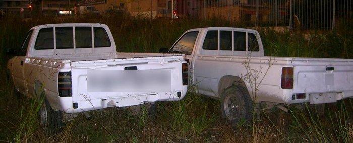 Εξαρθρώθηκε σπείρα που έκλεβε αγροτικά αυτοκίνητα σε όλη την Ελλάδα - εικόνα 2