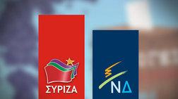 Δημοσκόπηση ALCO: 3 μονάδες μπροστά ο ΣΥΡΙΖΑ. Κάτω από το 3% ο Παπανδρέου