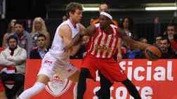 Μπάσκετ - Ευρωλίγκα: Ολυμπιακός-Αρμάνι Μιλάνο 81-58