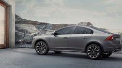 Volvo S60 Cross Country: Το σεντάν ψήλωσε!