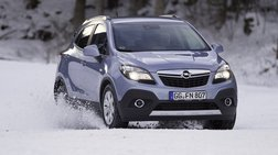 Σε καλό δρόμο οι πωλήσεις της Opel με +3% στην Ευρώπη το 2014
