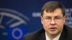 Αντιπρόεδρος κομισιόν: Ατυχής κάθε συζήτηση για Grexit