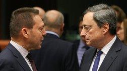 Ο Ντράγκι για τις τράπεζες και τα ελληνικά ομόλογα
