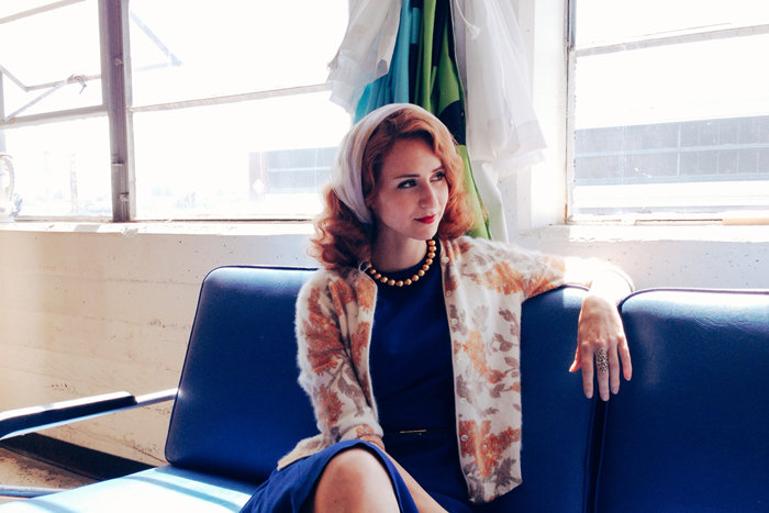 Η φωτογράφος Sophie Spinelle