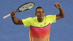 Ο Κύργιος στην οκτάδα Grand Slam ξανά!