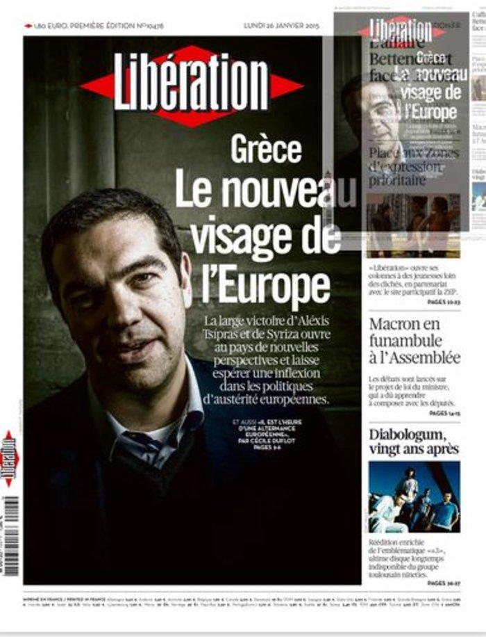 Liberation: To νέο πρόσωπο της Ευρώπης