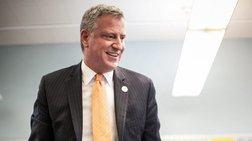 Ο δήμαρχος της Νέας Υόρκης τηλεφώνησε στον Α. Τσίπρα
