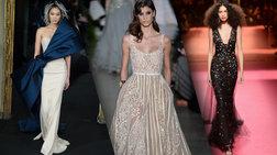 Εβδομάδα μόδας Παρισιού: 10 φορέματα - έργα τέχνης