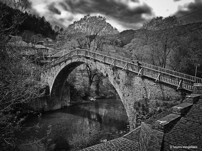 Το γεφύρι Βωβούσας
