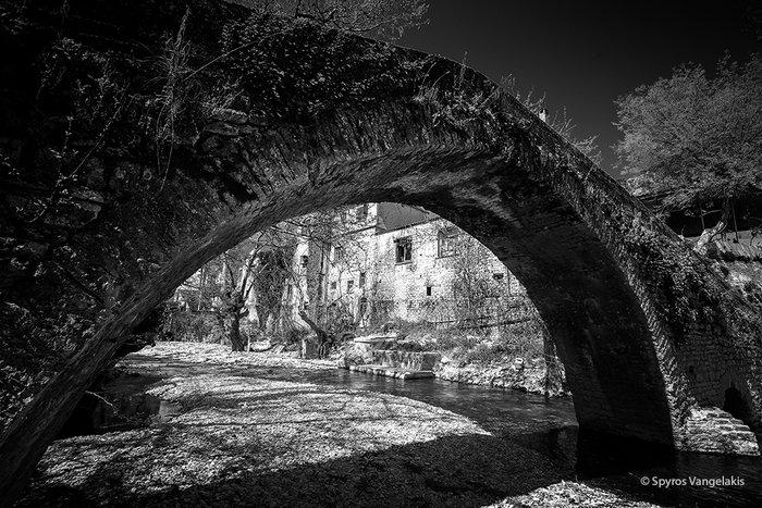 Το γεφύρι της Βροσίνας
