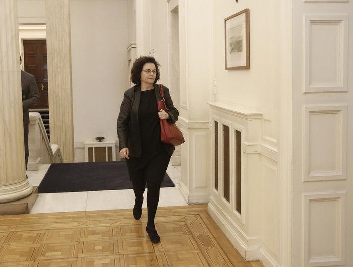 Νάντια Βαλαβάνη: Από τον Μπρέχτ στο Λογιστήριο του Κράτους