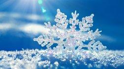 Καιρός: Χιόνια από το μεσημέρι και στην Αττική