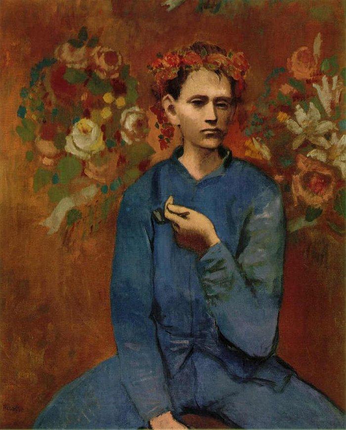 P. Picasso, Garcon a la pipe (σημερινή τιμή 131,1 εκ. δολάρια)