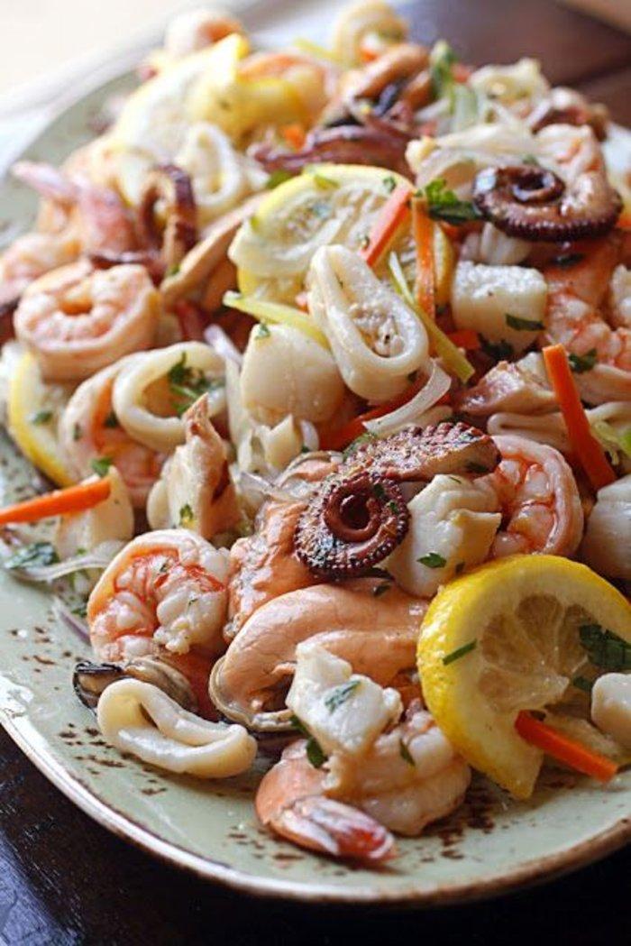 Τρεις συνταγές θαλασσινών για το σαρακοστιανό τραπέζι - εικόνα 4