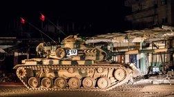 Δαμασκός: Κατάφωρη επίθεση η επιχείρηση της Τουρκίας