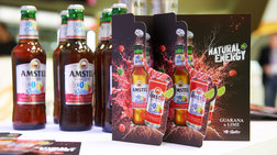 Τα νέα προϊόντα της Amstel!
