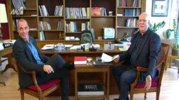 Η on air κλήση του Τσίπρα στον Βαρουφάκη