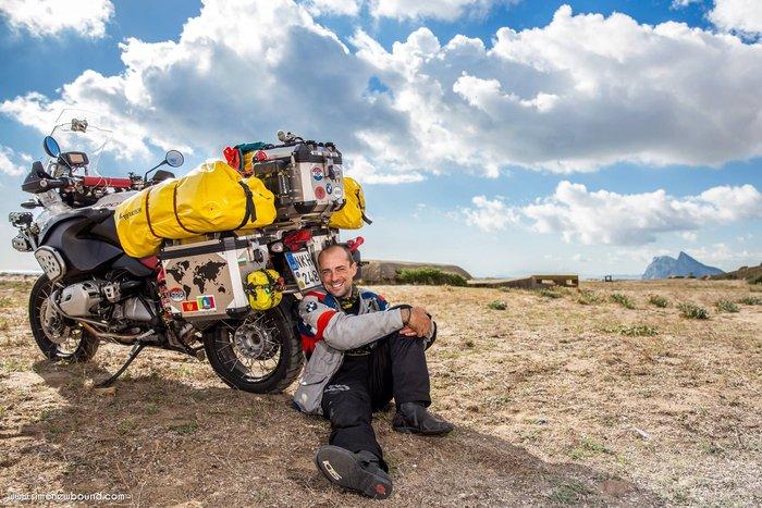 Συνέντευξη: 26 μέρες, 15 χώρες, 11.000 χλμ μόνος μου πάνω σε μια μηχανή - εικόνα 3
