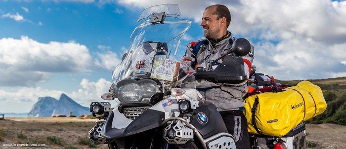 Συνέντευξη: 26 μέρες, 15 χώρες, 11.000 χλμ μόνος μου πάνω σε μια μηχανή