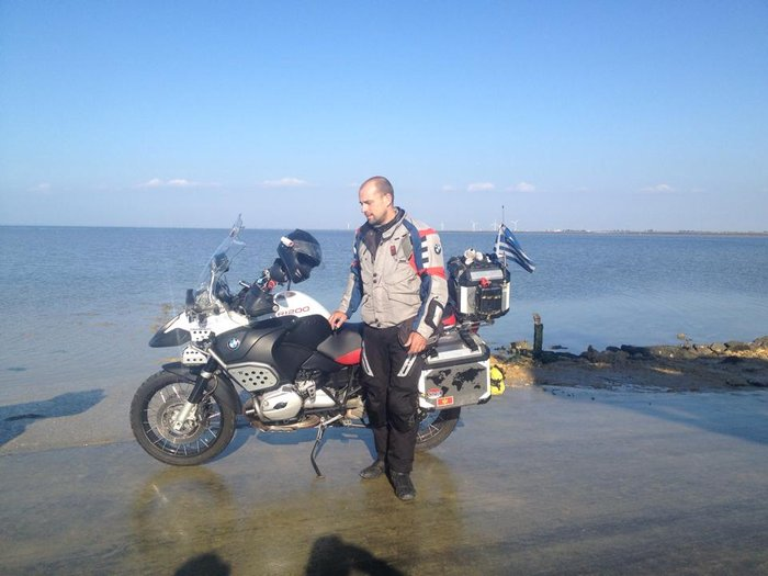 Συνέντευξη: 26 μέρες, 15 χώρες, 11.000 χλμ μόνος μου πάνω σε μια μηχανή - εικόνα 5