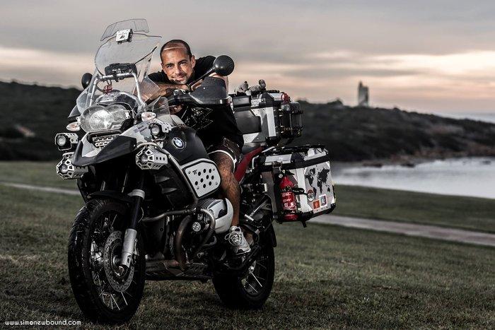 Συνέντευξη: 26 μέρες, 15 χώρες, 11.000 χλμ μόνος μου πάνω σε μια μηχανή - εικόνα 4
