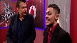 Voice 2: «Κόπηκε» ξανά ο Χρήστος Σαντικάι