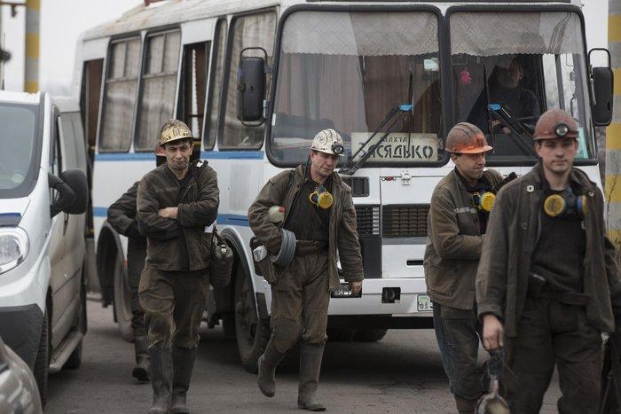 Τουλάχιστον 30 νεκροί από έκρηξη σε ανθρακωρυχείο του Ντονέτσκ