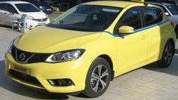 Nissan Pulsar: Και σε κίτρινο! για... επαγγελματίες οδηγούς