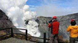 Κόστα Ρίκα: Ξύπνησε το ηφαίστειο, εκκενώνονται χωριά