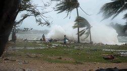 Φόβοι για δεκάδες νεκρούς στα Φίτζι από κυκλώνα κατηγορίας 5