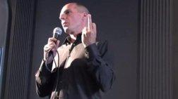 Σάλος στη Γερμανία για το δάχτυλο Βαρουφάκη