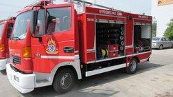 Το Πυροσβεστικό Σώμα ενισχύει τις δυνάμεις του με Nissan Atleon
