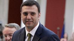 Β. Κικίλιας: Η επόμενη «κατάληψη» θα γίνει στο Υπουργείο Δημόσιας τάξης