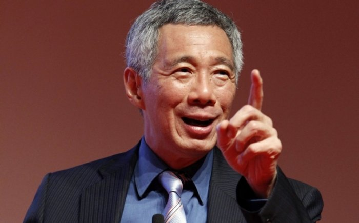 Ο Lee Hsien Loong