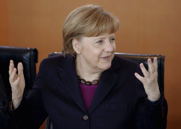 Η Άνγκελα Μέρκελ βρίσκεται στην 4η θέση των ετήσιων αποδοχών των ηγετών
