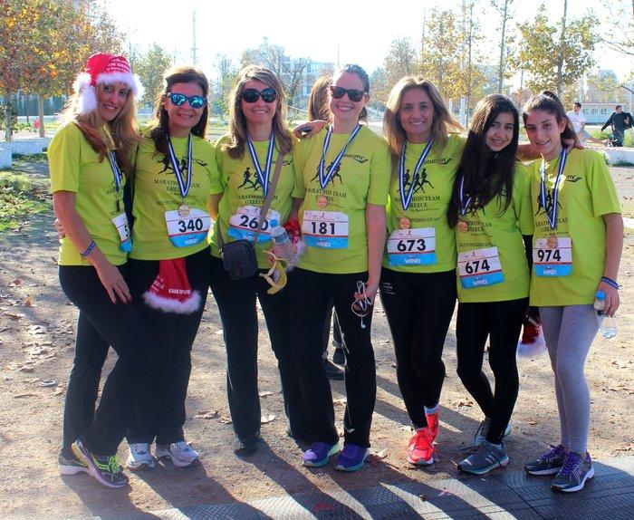 Το TheTOC μαζί με το Marathon Team Greece by Maria Polyzou