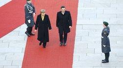 WSJ: Τα 5 συμπεράσματα της συνάντησης Μέρκελ-Τσίπρα