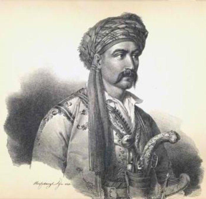 Νικηταράς: Ο ήρωας που κατέληξε επαίτης στον Πειραιά