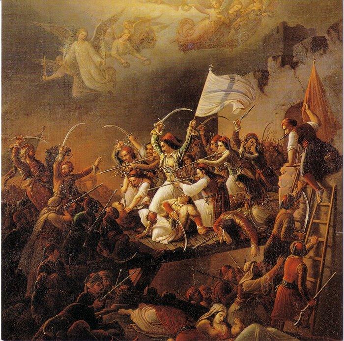 Νικηταράς: Ο ήρωας που κατέληξε επαίτης στον Πειραιά - εικόνα 4