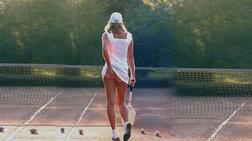 Το θρυλικό κορίτσι του τένις θα «ποζάρει» στο μουσείο Γουίμπλεντον