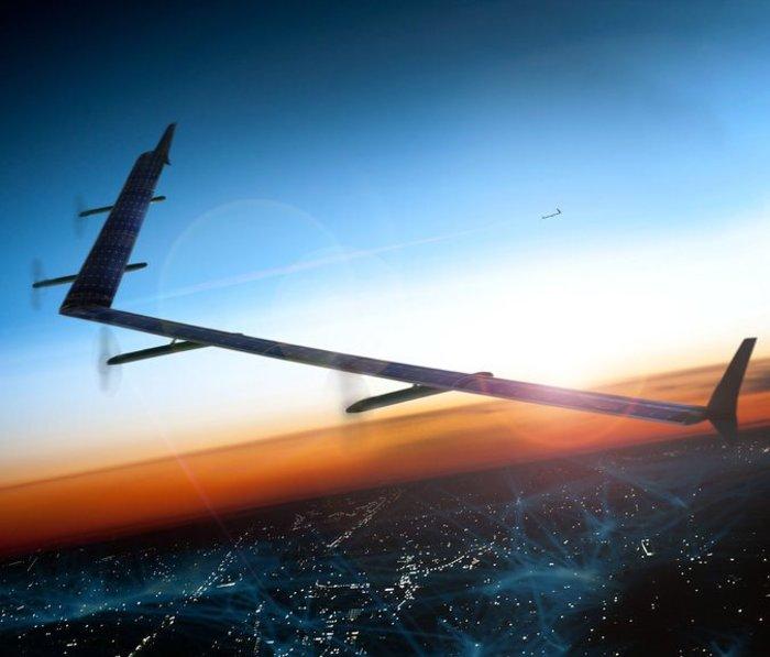 Το drone του Facebook που θα πάει το Ιντερνετ παντού!